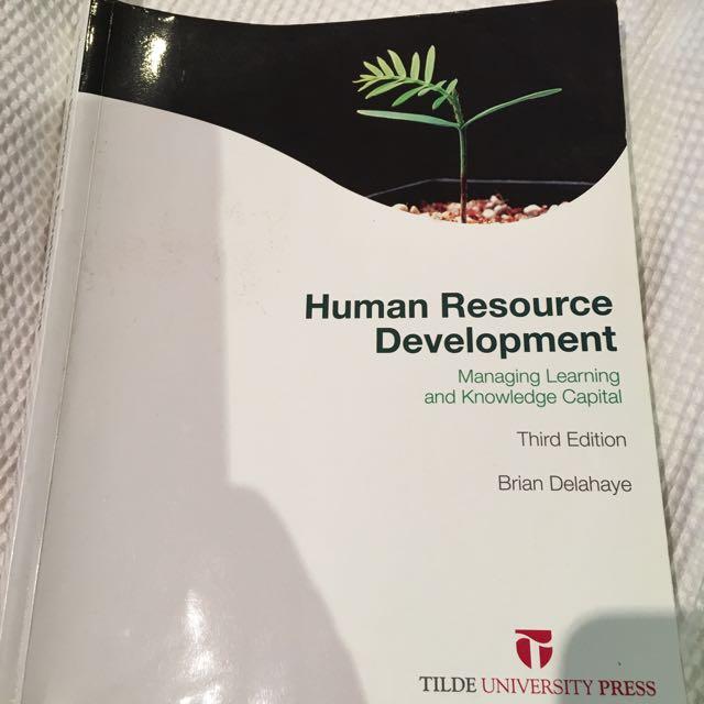 HRD 3rd Edition