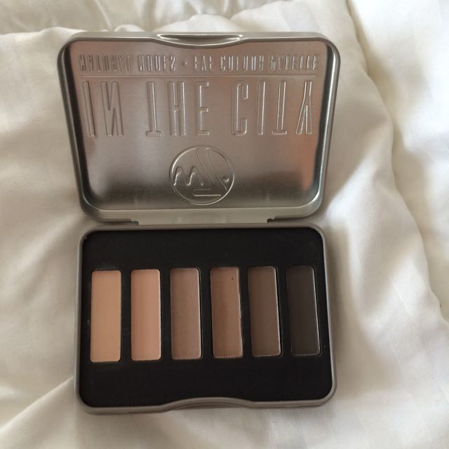 In The City Nude Eyeshadow Palette