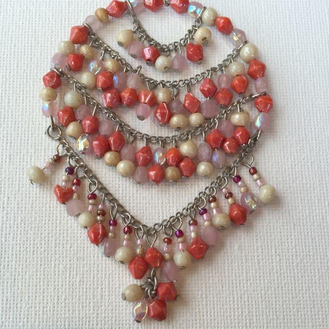 Indian Beaded Earrings
