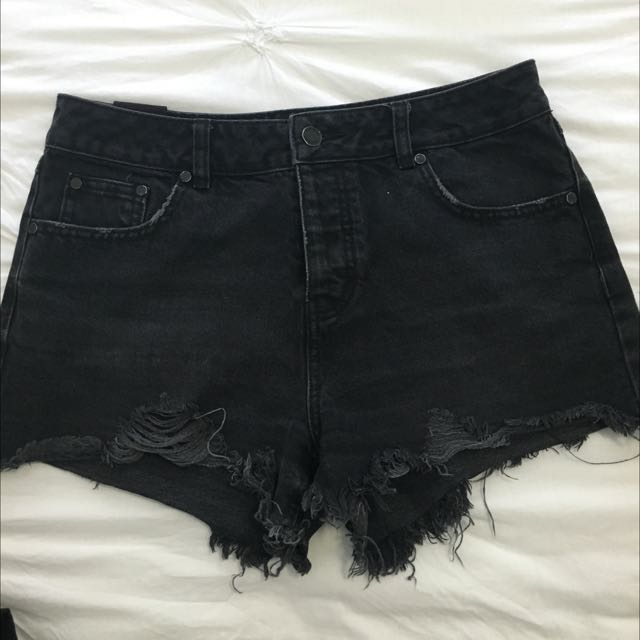 Insight High Waisted Shorts
