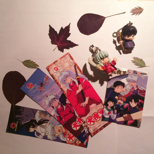 Inuyasha ~ Rare Anime Collectibles ~ 犬夜叉グッズ ~