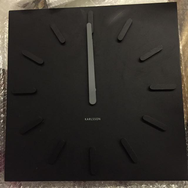 Karlsson Clock