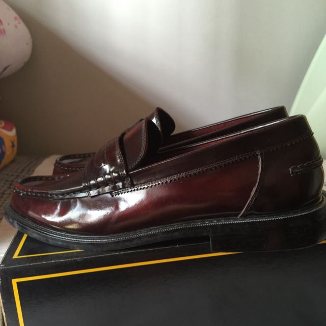 King Hunter Leather Shoes