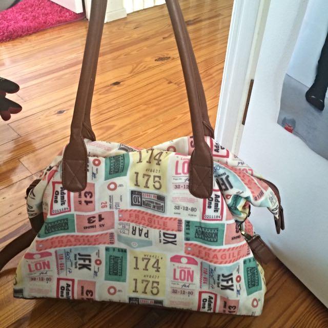Large Typo Bag