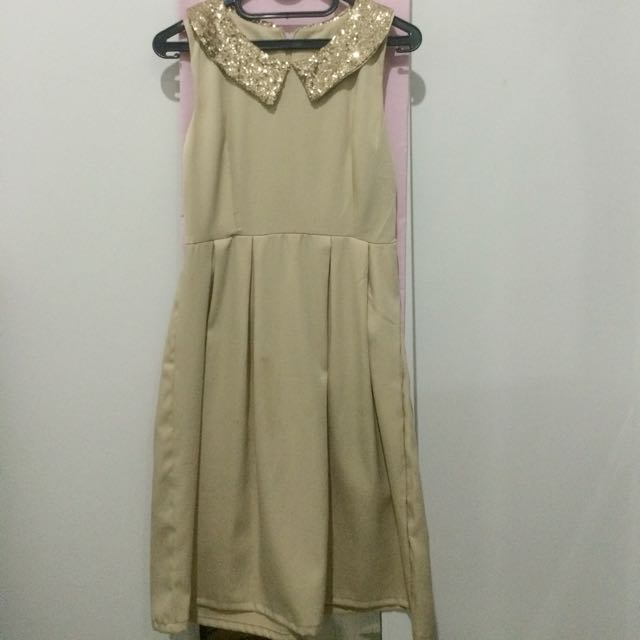 le bijou brown dress