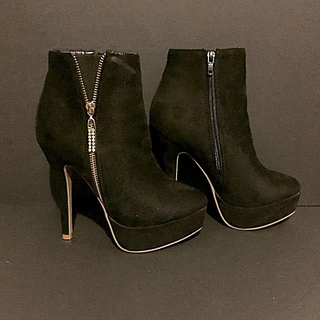 Marco Gianni Heeled Boots