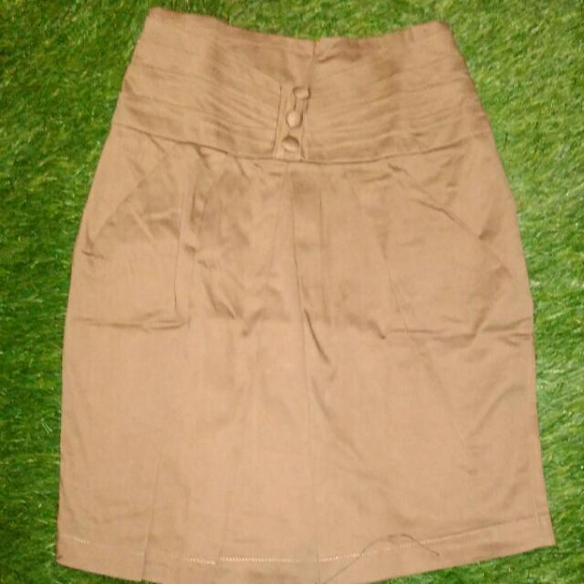 Midi Skirt By Chloe