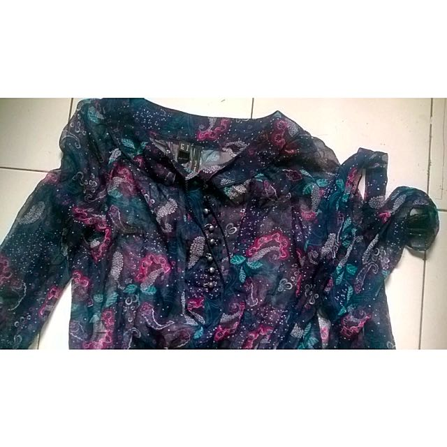 MNG Suit Top