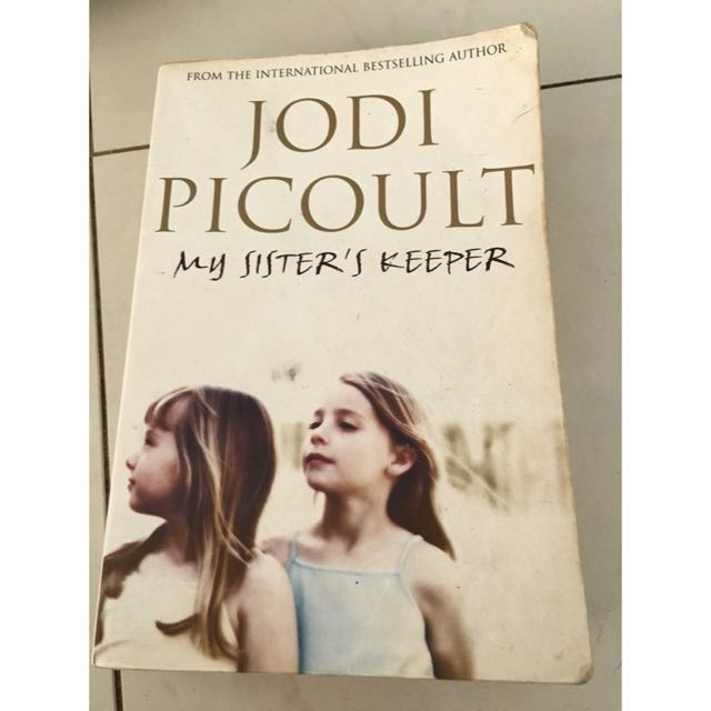 My Sisters Keeper Book Picoult