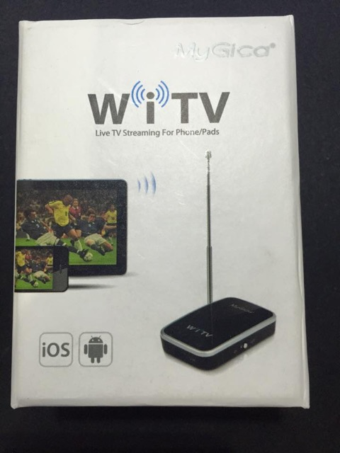 Mygica witv tv tuner for ios and android smartphones tablets photo photo greentooth Choice Image