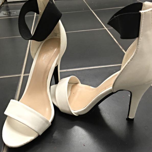 New Look Heels (Dana White)