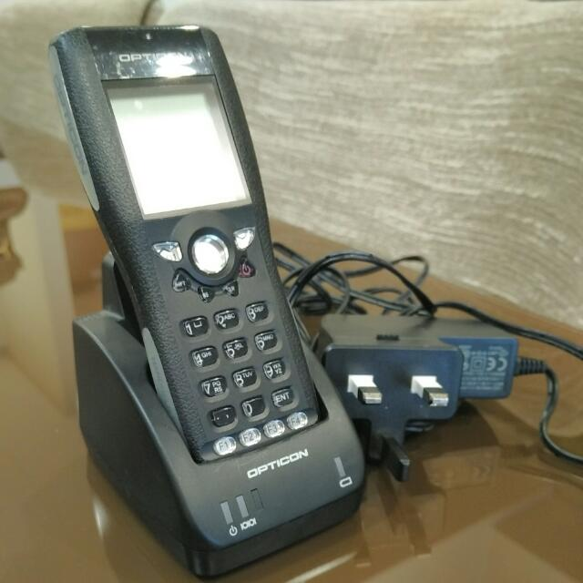 Opticon Barcode Scanner