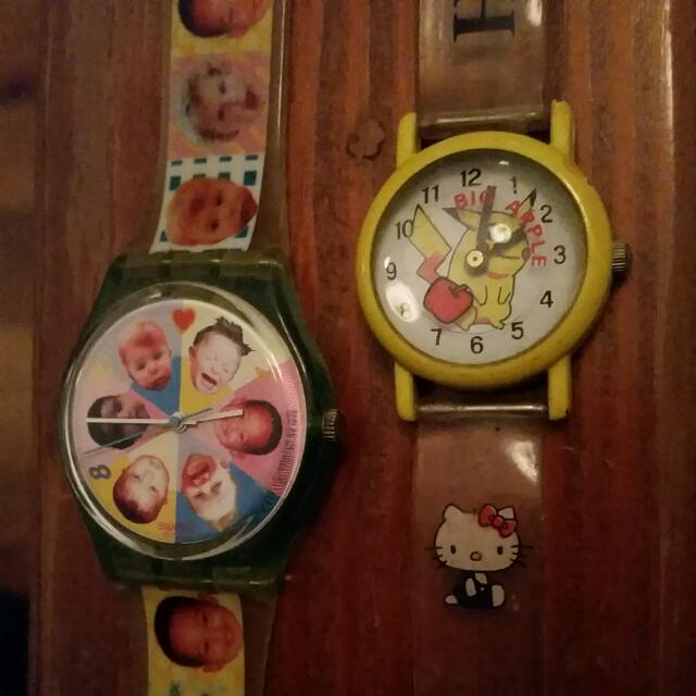 Pokemon Watch + Other