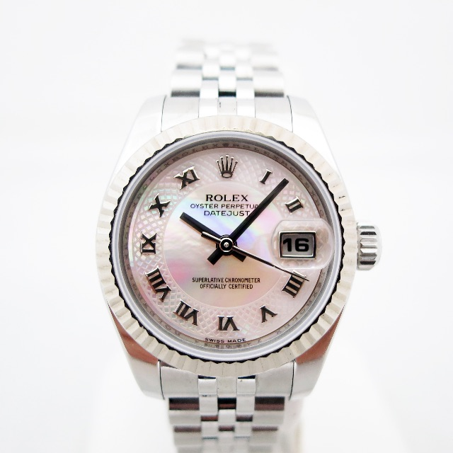 Rolex Ladies Datejust Mother of Pearl 179174 1b072fac8bf8
