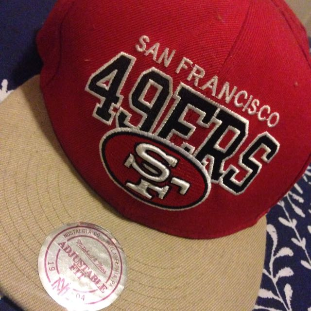 San Fran. 49ers Authentic Snapback