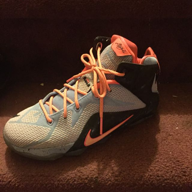 """Selling """"Lebron Easter Edition Shoes Size 6.5 Kids"""""""