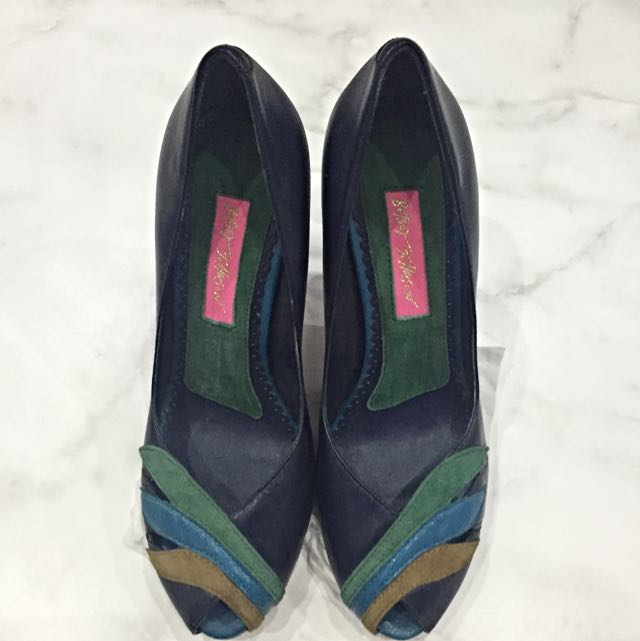 Sepatu Hak Tinggi BETSEY JOHNSON, AUTHENTIC
