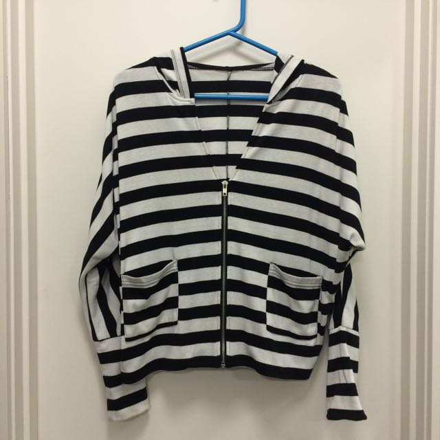 Stripy Casual Jacket