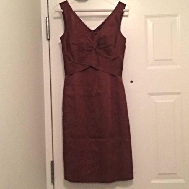 Tahari Silk Dress