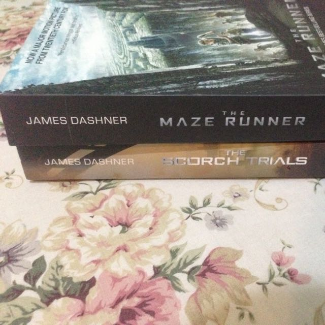 The Maze Runner + Scorch Trials - Indonesian Translated