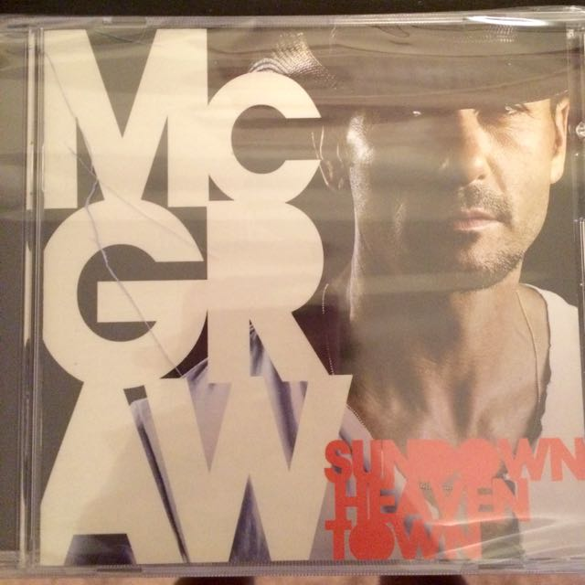 Tim McGraw CD
