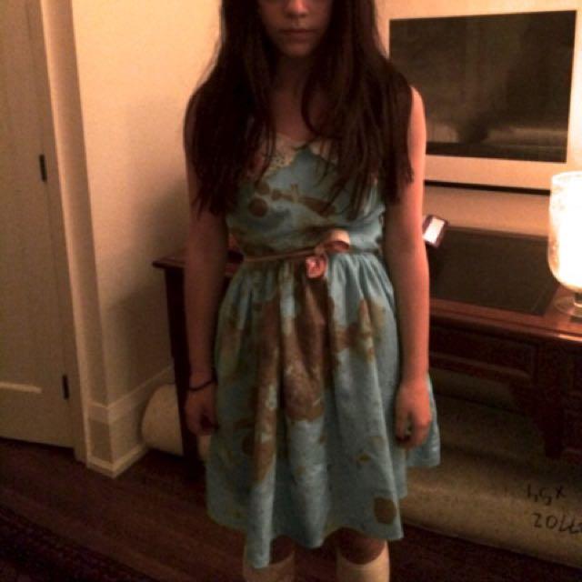 Twin From The Shining Halloween Costume Dress