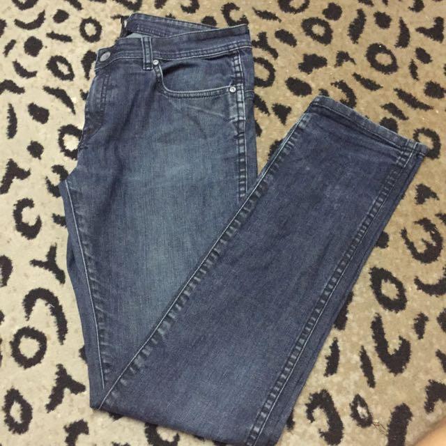 Volcom Strait Leg Denim Jeans