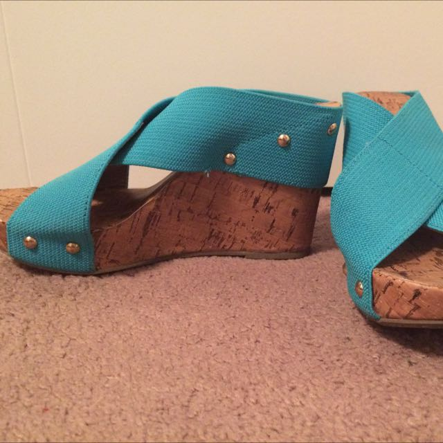 Wedge shoes Size 6.5