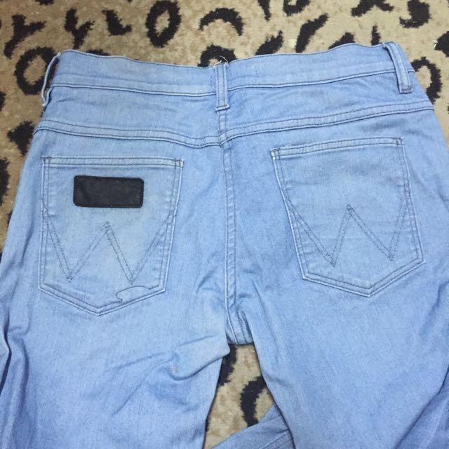 "Wrangler ""strangler"" Jeans"