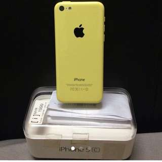 iPhone 5C - Yellow - 16GB