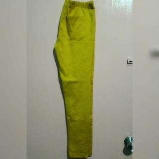 Leggings (Golden Yellow)