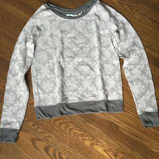 Grey Urban Outfitters Long Sleeve
