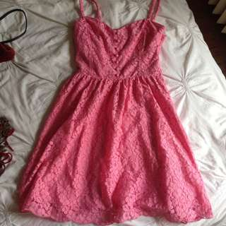 Pink Aritzia/Talula Dress