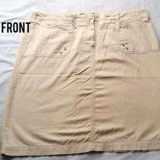 Branded Plus Size Skirt (DebenhamsUK)