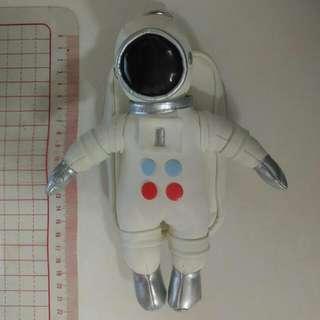 名古屋市立科學館 太空人伸縮小卡包