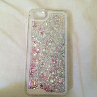 Glitter Liquid iPhone 5/5s/5se Case
