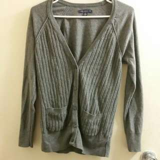 (American Eagle) Soft Grey Cardigan