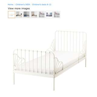 children / kids / helper BED FRAME