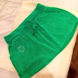 Unique Green Skirt
