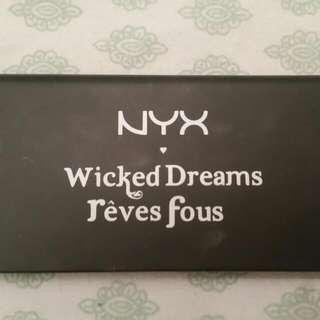 NYX Wicked Dreams Palette