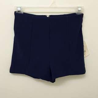 Forever 21   Navy Shorts BNWT