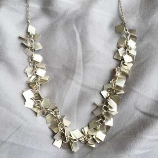 Gorgeous Silver Plated Necklace