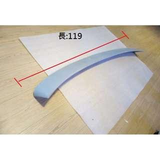 賓士 W211 E-CLASS 後箱尾翼 改裝尾翼 小鴨尾 (素材)出清拍賣