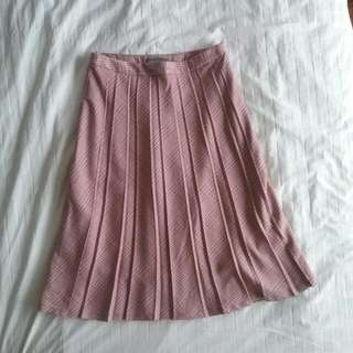 Flare Skirt By Message