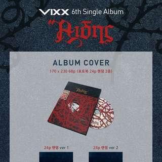[WTS] VIXX Hades Album