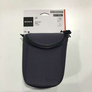 Sony Soft Carrying Case With Shoulder Strap