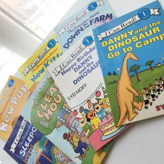 The Berenstain Bears & Danny N D Dinosaurs Collections
