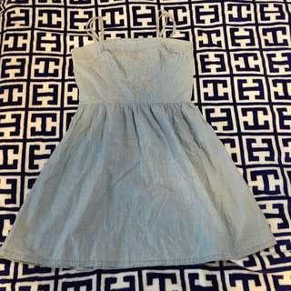 Merona Denim Dress