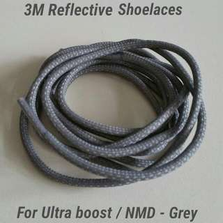 3M Reflective Shoelace - For Ultra Boost /NMD - 90cm