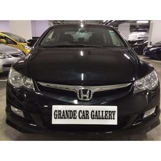 Honda Civic 1.8M